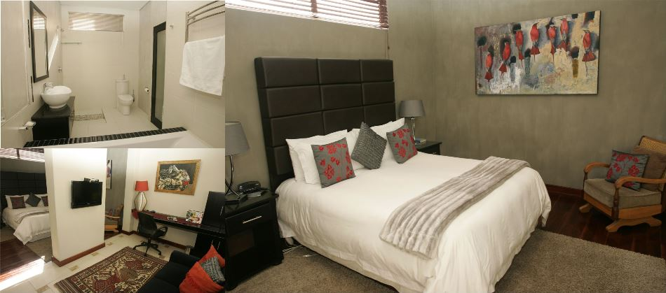 Jedidja Luxurious Bed and Breakfast Accommodation in Bloemfontein